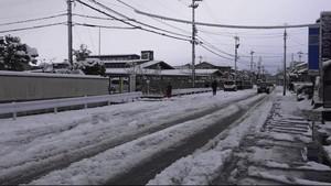 富山市 68歳の女性が車にはねられ死亡