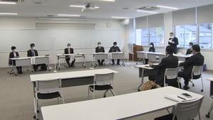 氷見市長選…無投票か 立候補予定者事務説明会出席は現職1陣営