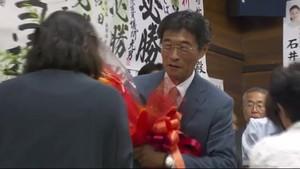 比例代表 維新・元 柴田氏が当選