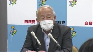 【知事選】自民党県連  推薦候補に現職の石井隆一氏