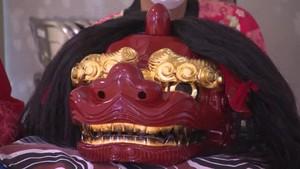 コロナ禍で実施できない伝統芸能の継承を…2年連続の中止となった春の祭りでの『獅子舞』若者対象の講習会