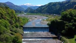 水質「最も良好」 常願寺川としては初めて